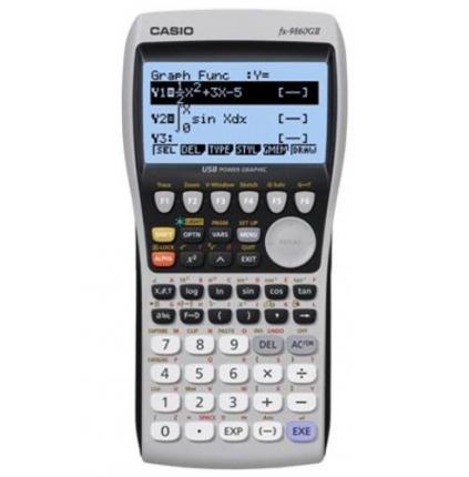 CASFX-9860GII